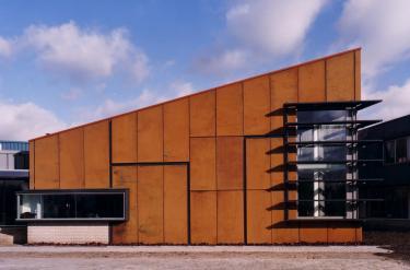Bedrijfspand Potgieter Heino Studio Sitec 1