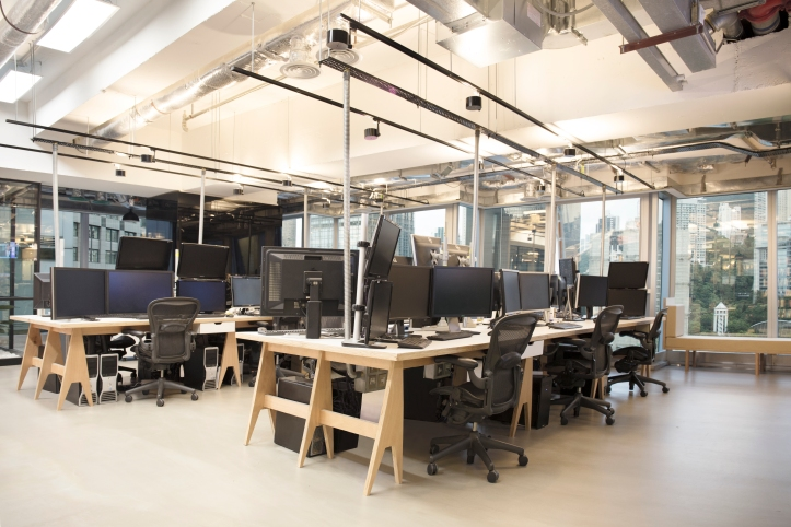KOKOMO CAPITAL, office space ,Hong Kong