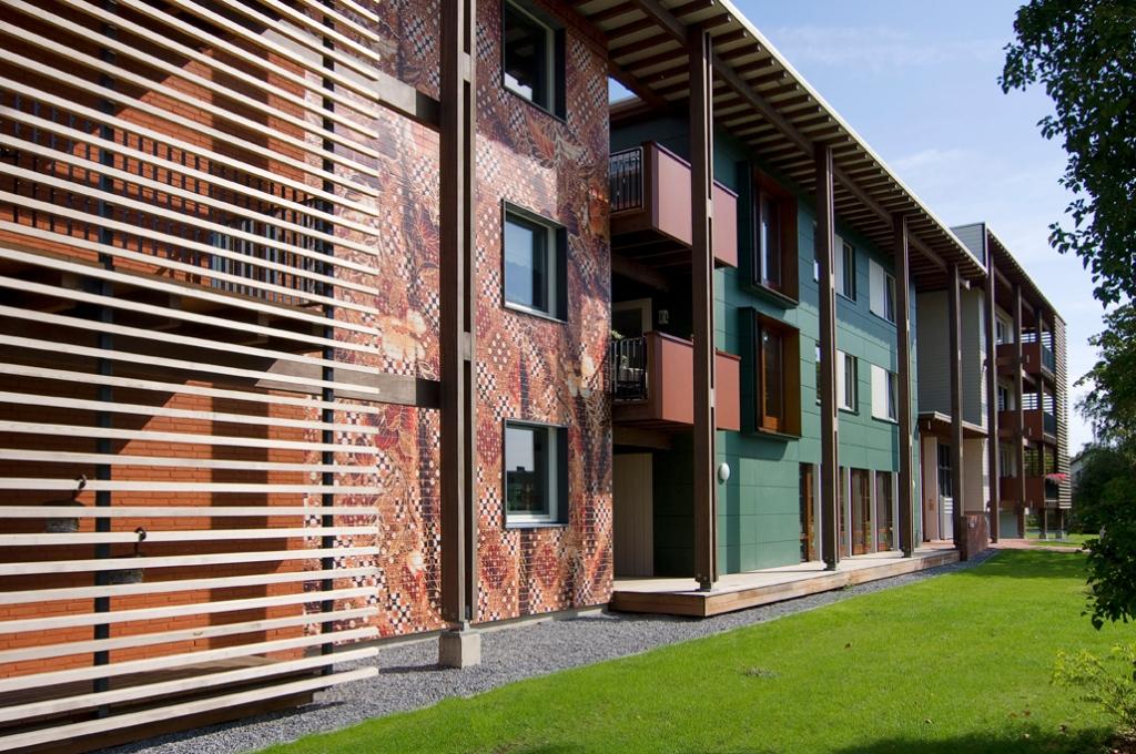 Kembang Baru, Housing for Elderly. Zwolle, Netherlands