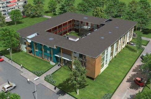 Wonen+Zorg Kembang Baru Zwolle Studio Sitec 5