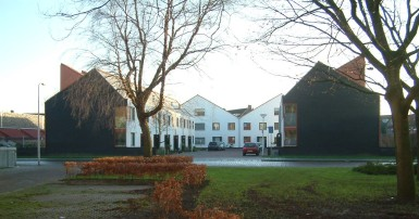 Special Needs Group Housing , Zwolle, The Netherlands