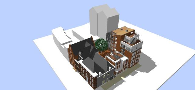Hof van Thorcke urban plan 01