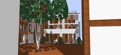 Hof van Thorcke urban plan 02