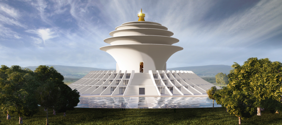 Mahasiddha Sanctuary for Universal Peace, Lumbini, Nepal 00