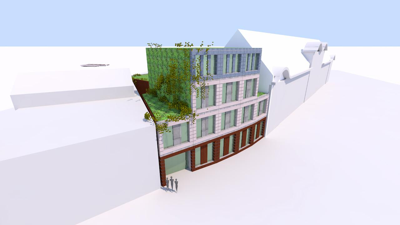 project Venestraat Zwolle, Sitec Studio
